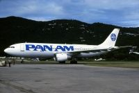 Photo: Pan Am, Airbus A300, N202PA