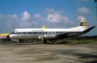 Photo: Lufthansa, Vickers Viscount 800, D-ANIZ
