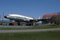 Photo: Untitled, Lockheed Constellation