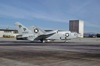 Photo: United States Navy, Vought F-8 Crusader, 145622