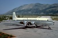 Photo: Adria Airways, Douglas DC-6, YU-AFE
