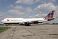 Photo: British Airways, Boeing 747-400, G-CIVO