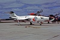 Photo: Canadian Armed Forces, McDonnell Douglas F-101 Voodoo, 101043
