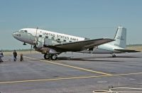 Photo: United States Navy, Douglas C-117, 12419
