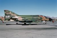 Photo: United States Air Force, McDonnell Douglas F-4 Phantom, 66-725