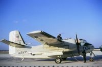 Photo: United States Navy, Grumman C-1A Trader, 146031