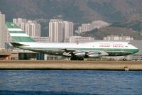 Photo: Cathay Pacific Airways, Boeing 747-300, VR-HII