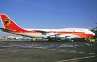Photo: Angola Airlines, Boeing 747-400, D2-TEA