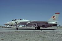 Photo: United States Navy, McDonnell Douglas F-14, 160666