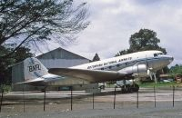 Photo: Botswana National Airways, Douglas DC-3, A2-ZEB