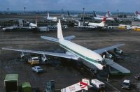 Photo: Aer Lingus, Boeing 707-300