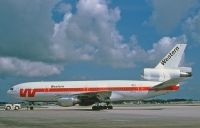 Photo: Western Airlines, McDonnell Douglas DC-10-10, N907WA