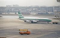 Photo: Cathay Pacific Airways, Convair CV-880, VR-HFT