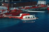 Photo: Greenlandair Charter, Bell 212, OY-HCS