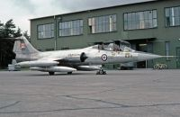 Photo: Canadian Armed Forces, Lockheed F-104 Starfighter, 104634