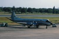 Photo: British United Airways - BUA, Vickers Viscount 700, XY-ADG