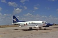 Photo: United States Navy, North American - Rockwell Sabreliner, 1776-1976