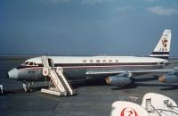 Photo: Japan Domestic Airlines, Convair CV-880, JA8030