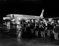 Photo: Pan American Airways, Boeing 707-100, N711PA
