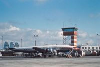 Photo: Trans Canada Airlines - TCA, Lockheed Constellation, CF-TGA