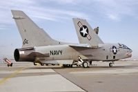 Photo: United States Navy, Vought F-8 Crusader, 146882