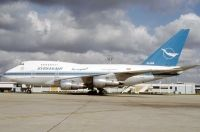 Photo: Syrian Air, Boeing 747SP, YK-AHB