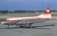 Photo: S.A.de Transport Aerien, Convair CV-640, HB-IMM