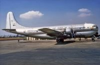 Photo: Joint Church Aid U.S.A., Boeing C-97/KC-97 Stratofreighter, N52727