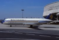 Photo: British Caledonian, BAC One-Eleven 200, G-ASJE