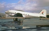 Photo: Pacific Western Airlines, Douglas DC-3, CF-PWH