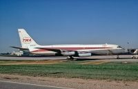 Photo: Trans World Airlines (TWA), Convair CV-880, N805TW