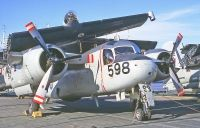 Photo: Royal Canadian Navy, Grumman S-2A Tracker, 598
