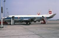 Photo: British European Airways - BEA, Vickers Viscount 800, G-AOYJ