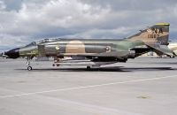 Photo: United States Air Force, McDonnell Douglas F-4 Phantom, 66-687