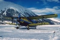 Photo: Untitled, Antonov An-2, LY-KAG