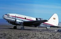 Photo: Transportes Aereos Litoral, Curtiss C-46 Commando, CP-825