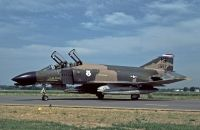 Photo: United States Air Force, McDonnell Douglas F-4 Phantom, 63-7657