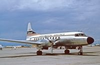 Photo: Continental Airlines, Convair CV-440, N90862