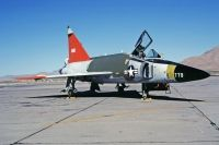 Photo: United States Air Force, Convair F-102 Delta Dagger, 56-1289
