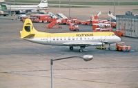 Photo: Northeast Airlines, Vickers Viscount 800, G-AOYO