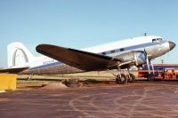 Photo: Untitled, Douglas DC-3, N62548