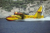 Photo: Spanish Air Force, Canadair CL-215, 404-05