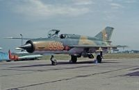 Photo: Hungary - Air Force, MiG MiG-21, 4404