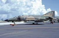 Photo: United States Air Force, McDonnell Douglas F-4 Phantom, 66-0339