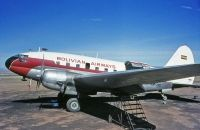 Photo: Bolivian Airways, Curtiss C-46 Commando, CP-795