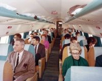 Photo: North Central Airlines, Convair CV-580