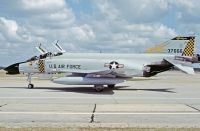 Photo: United States Air Force, McDonnell Douglas F-4, 37666