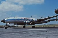 Photo: Aerotours, Lockheed Super Constellation, HI-329