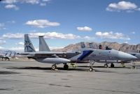 Photo: United States Air Force, McDonnell Douglas F-15 Eagle, 76-0080