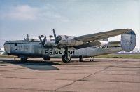 Photo: Frigorar, Consolidated Vultee B-24 Liberator, PT-AZX